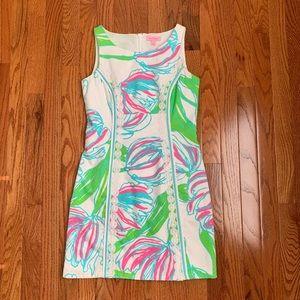 Lilly Pulitzer Size 0 Shift Dress